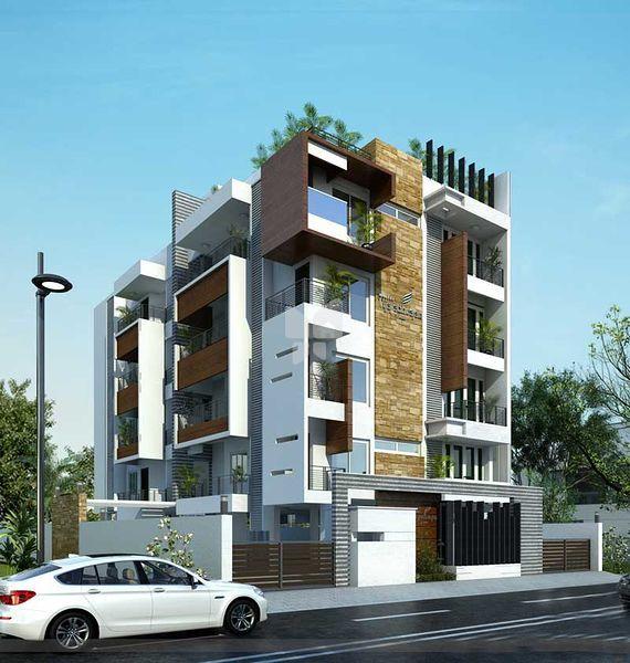 Malles Vijayadhwajam - Elevation Photo