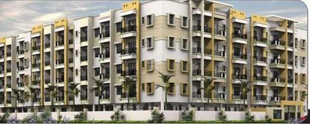 Sree Harsha Landmark - Project Images