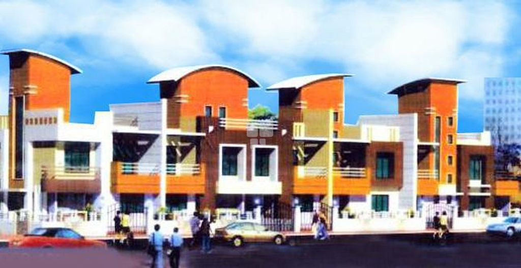 Hingad Nakoda Row Villas - Project Images