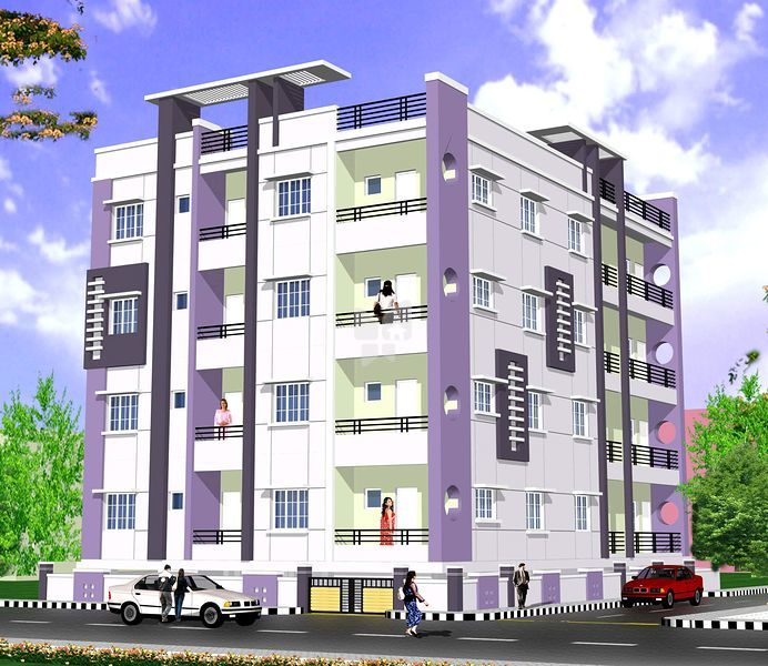 Brindavan Heights - Project Images