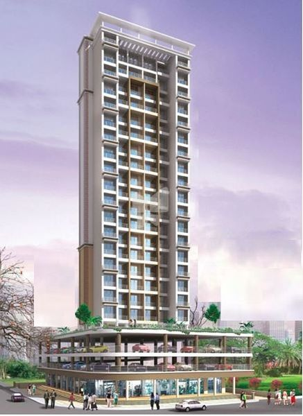 Krishna Tower - Elevation Photo