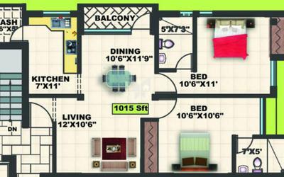 sekaran-realities-sherwood-terrace-in-perumbakkam-floor-plan-2d-p9c
