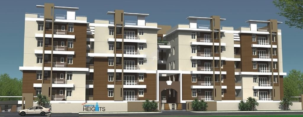 Keerthi Heights - Elevation Photo