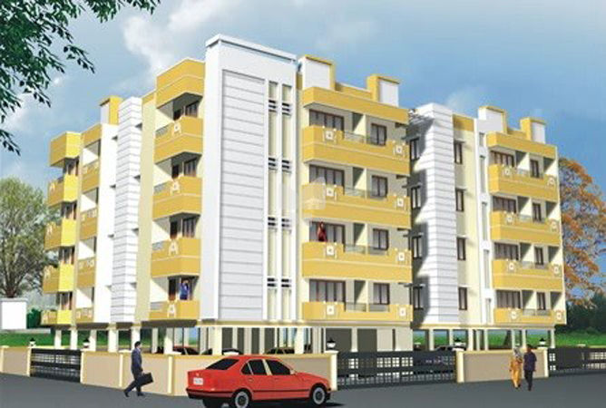 MRM Ananda Apartment - Project Images