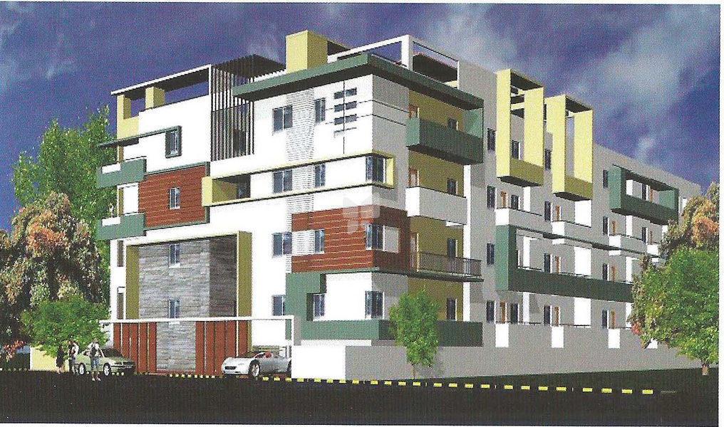 Neeladri Paradise - Elevation Photo