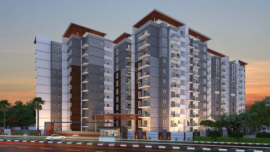 Deccan Habitat - Project Images