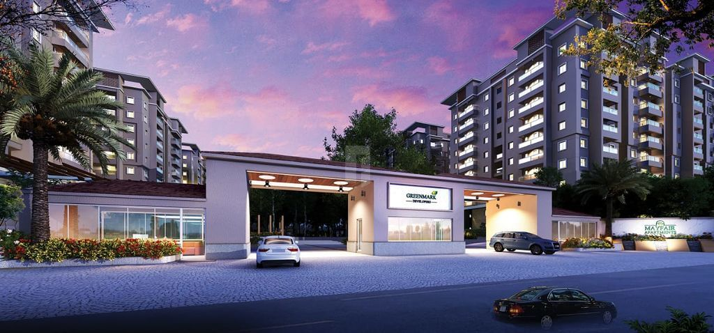 GreenMark Mayfair Apartments - Project Images