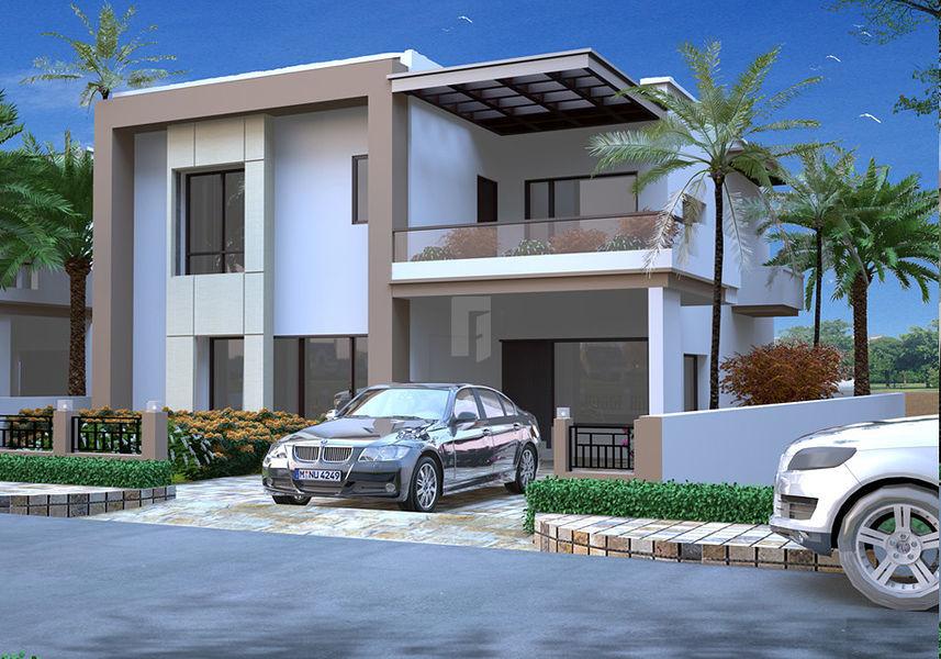 Advait Villas - Elevation Photo