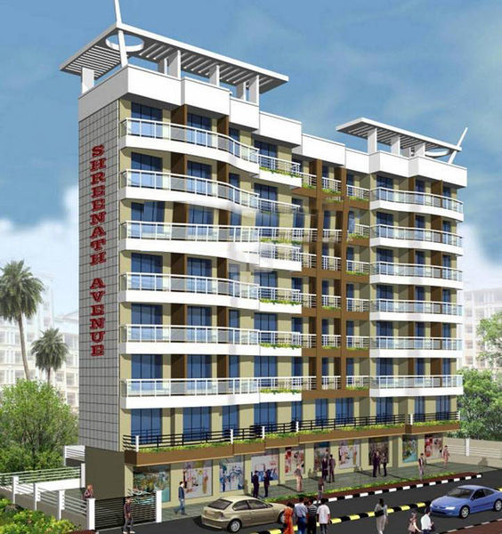 Shreenath Avenue - Project Images